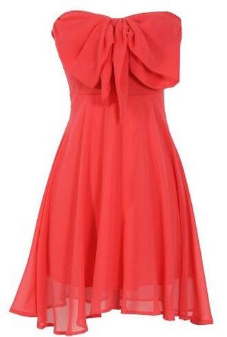 dress summer dress spring strapless short mini