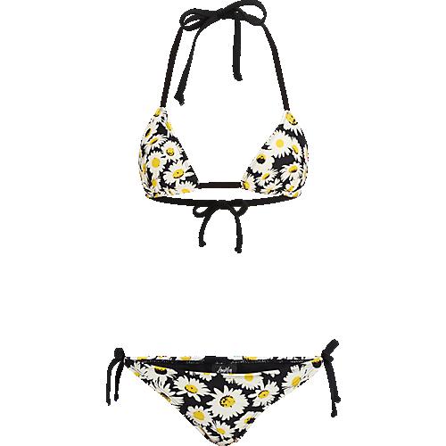 daisy bikini zwart - the sting