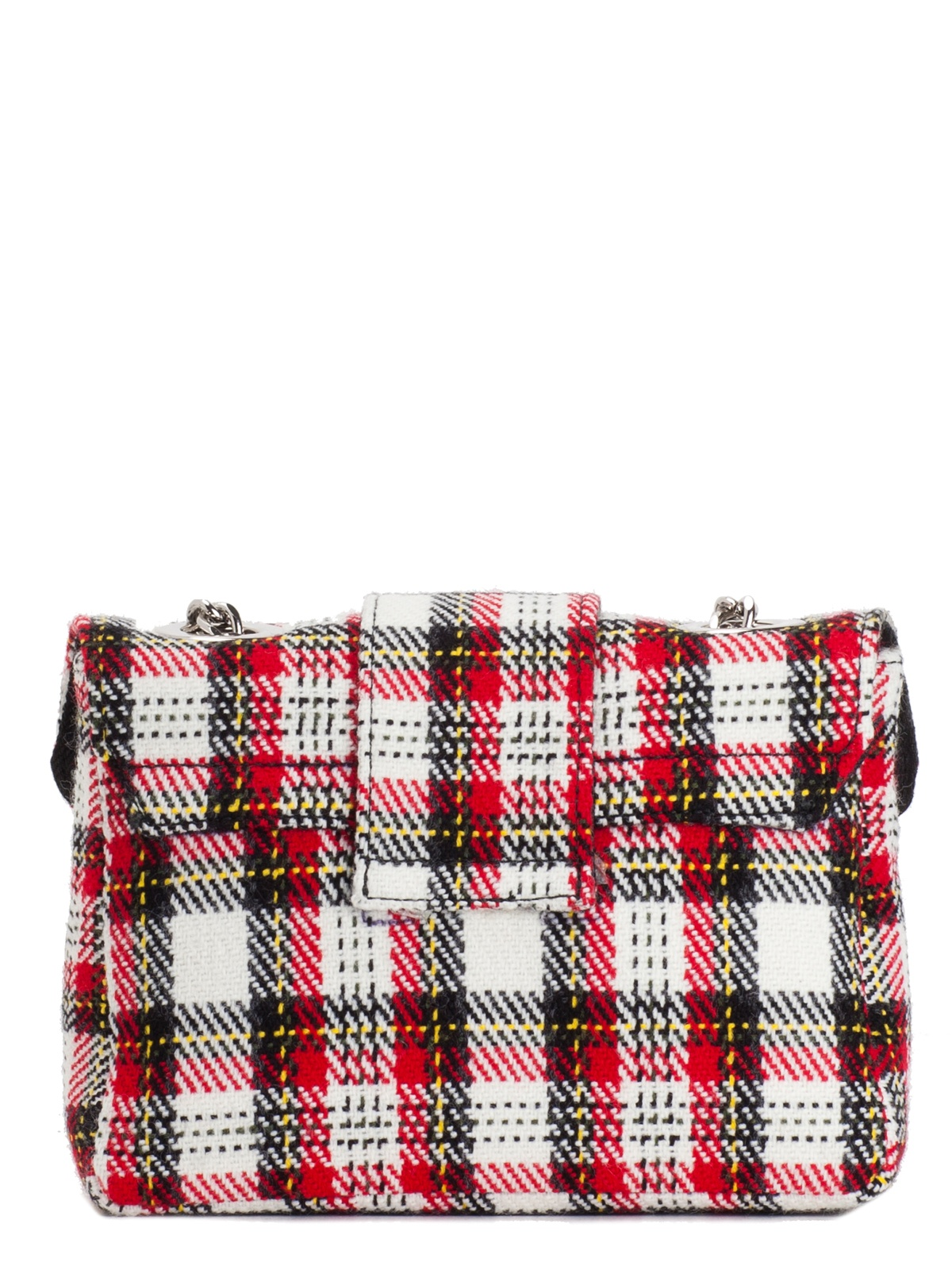 PARIS PLAID SMALL BAG | GIRISSIMA.COM - Collectible fashion to love and to last