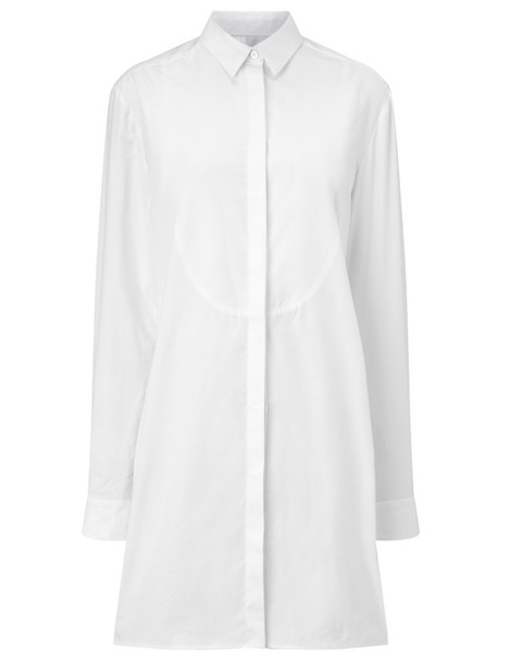Racil shirt white cotton