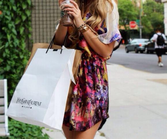shopping style bag