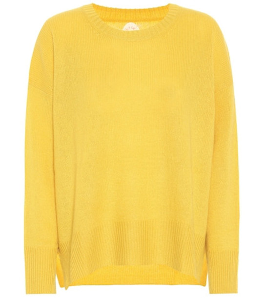 Jardin des Orangers Exclusive to Mytheresa – cashmere sweater in yellow