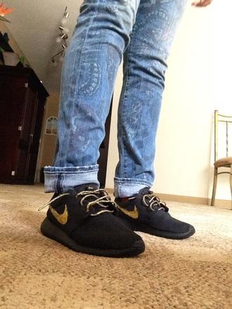 shoes roshe runs custom shoes nike shoes