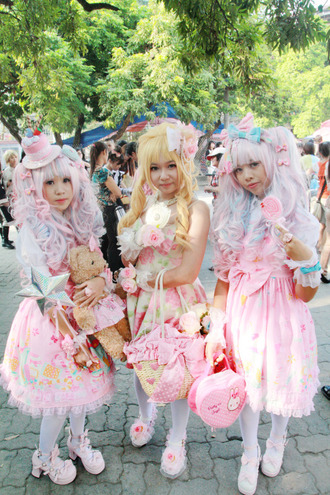 hat lolita sweet lolita lolita wigs lolita fashion harajuku pastel women wigs wig dress
