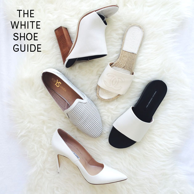 The White Shoe Guide