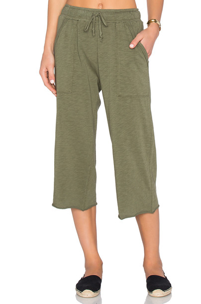 culottes candy green