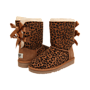 UGG Kids Bailey Bow Rosette (Toddler/Little Kid) Chestnut - Zappos.com Free Shipping BOTH Ways