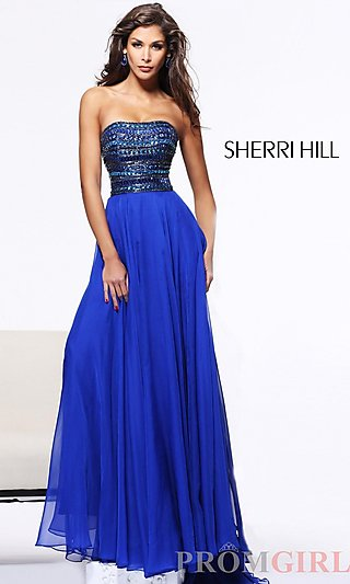 Sherri Hill Prom Dress, Designer Dress for Prom - PromGirl