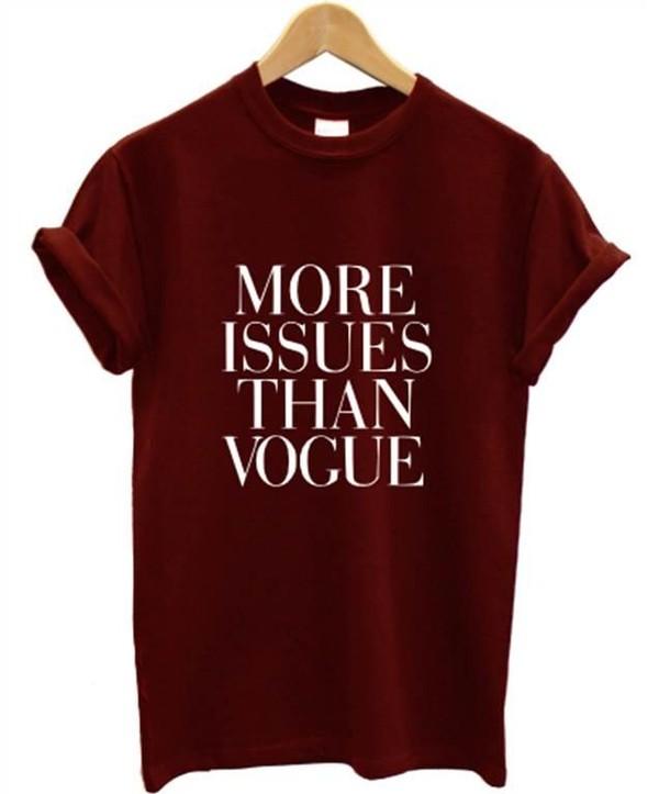 shirt vogue vogue bitch t-shirt