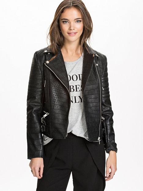 Structured Biker Jacket, NLY Design