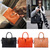 Celebrities OL Classic Y Mark Handbag Shoulder Cross PU Leather Tote Shopper BAG | eBay