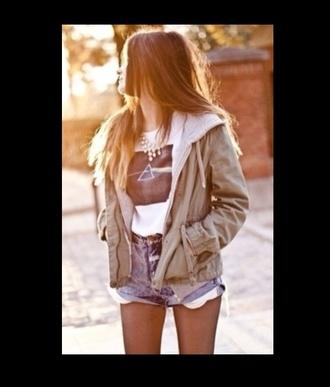 coat t-shirt shirt shorts pink floyd