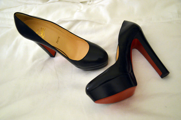 buy replica shoes online - mytheresa.com - Christian Louboutin - DEVALAVI 120 PEEP-TOES ...