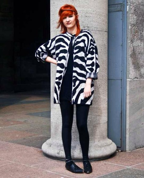 zebra coat berlin