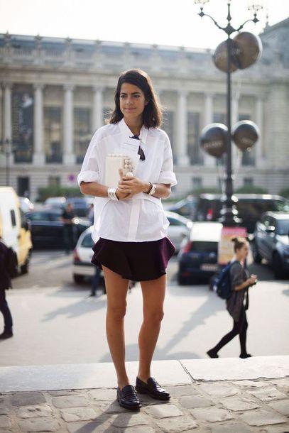 shoes flats black shoes espadrilles top white top shorts black shorts