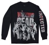 sweater,sweatshirt,walking dead sweater,the walking dead,zombie,alternative,grunge,amc,amc the walking dead,amc the walking dead shirt