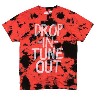 punk t-shirt tie dye pop punk grunge shirt vans warped tour