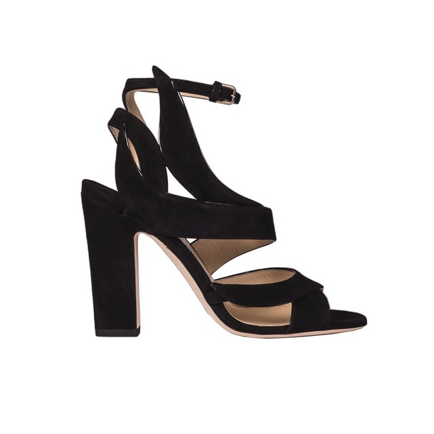 Jimmy Choo 100 sandals black shoes