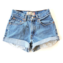 GET HIGH WAISTED | Shop high waisted shorts and vintage clothing | HIGH WAISTED SHORTS :: BASIC
