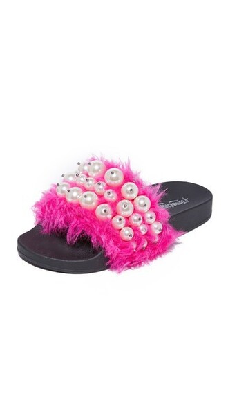 pearl sandals shoes