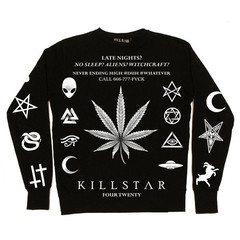 Killstar four twenty – thestreetperstyle