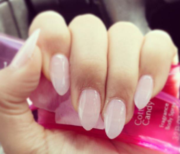 Nail Polish Light Pink Light Pink Nails Pinkgel Gel