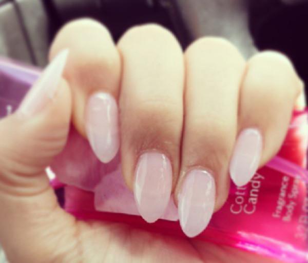 Gel Nail Polish Light Pink