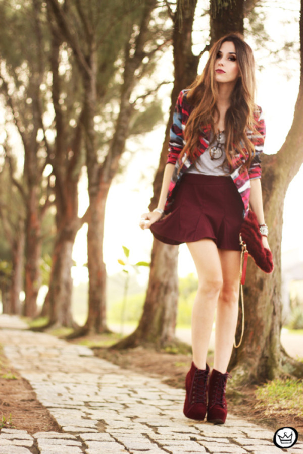 fashion coolture jacket skirt jewels bag shoes