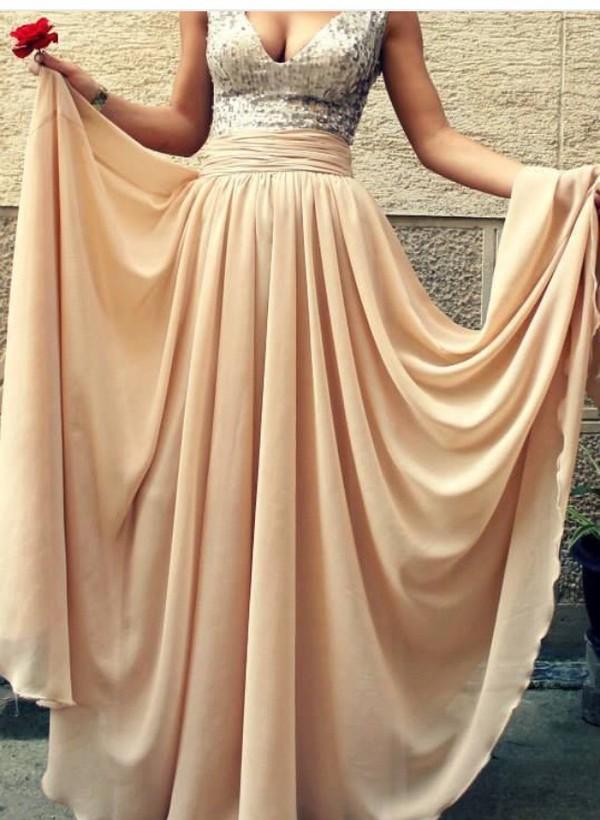 Прически под длинное платье в пол на длинные волосы