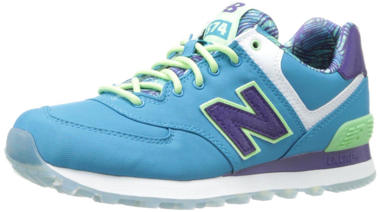 Amazon.com: New Balance Women's WL574 Island Pack Running Shoe: Shoes