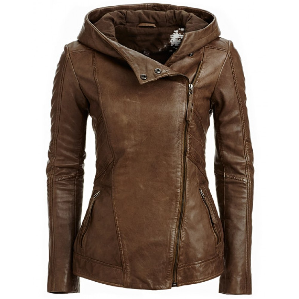 Fit Leather Jacket