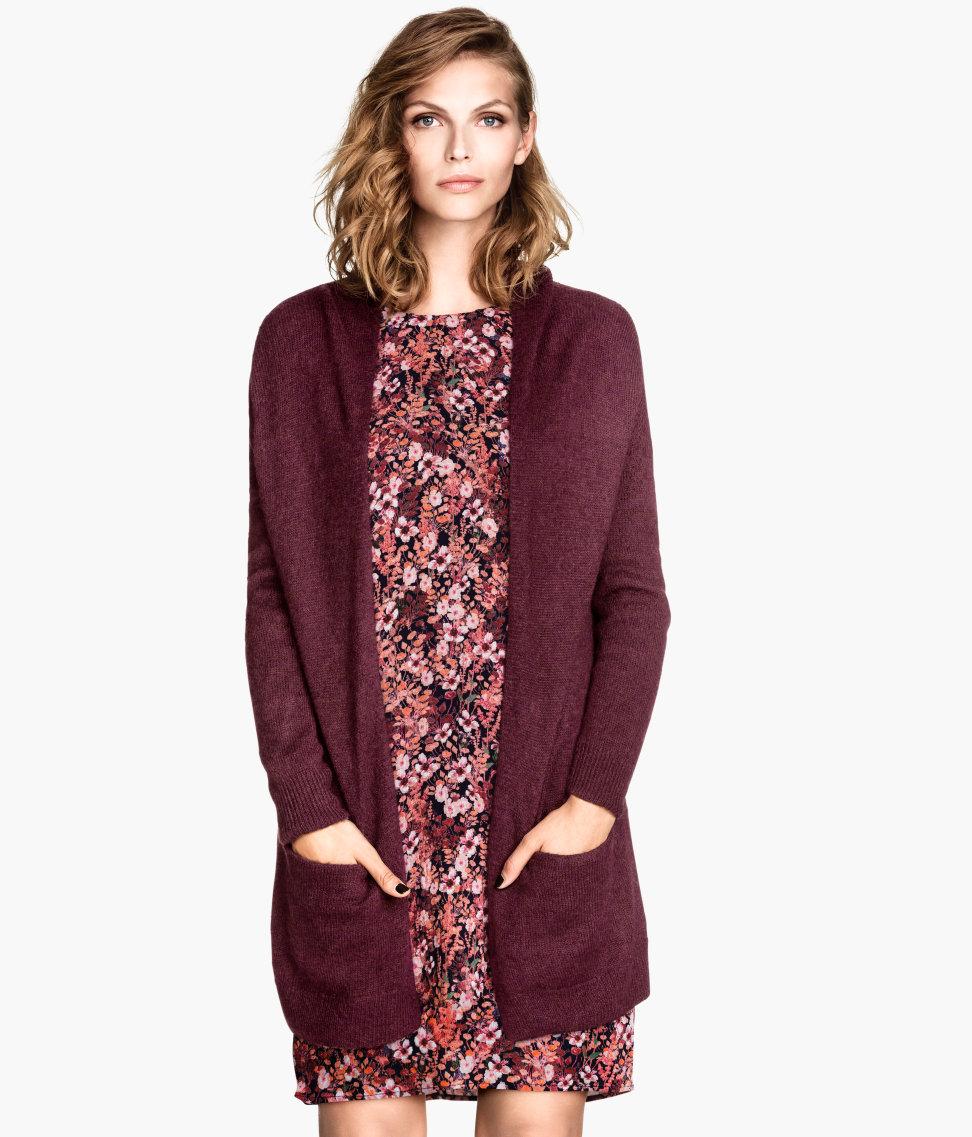 H&M Wool-blend Cardigan $34.95