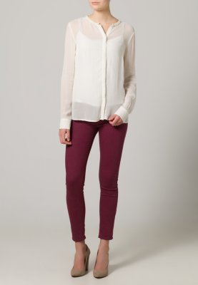 Cream PANSI - Bluse - pale cream - Zalando.de