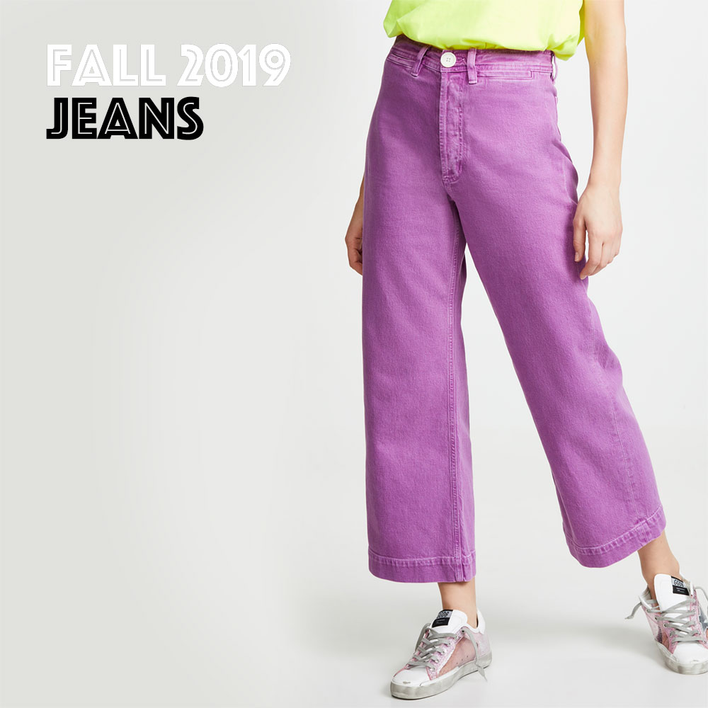 Fall & Winter 2019: Jeans - YLF