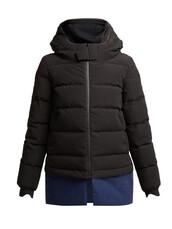 jacket,down jacket,black
