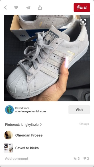 shoes adidas grey superstar sneakers style adidas superstars adidas shoes grey sneakers suede sneakers nice greysuperstars greyadidas suede adidassuede suedesuperstars suedegreysuperstars women clothes fashion vibe