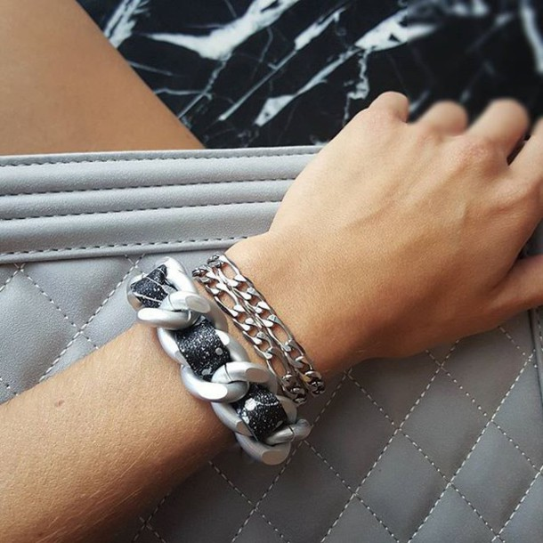 jewels stainless steel chain chain jewelry chain bracelets layering chains stainless steel bracelets