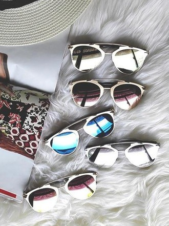 sunglasses girl girly girly wishlist aviator sunglasses mirrored sunglasses silver sunglasses