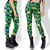 New Leggings Women Ladies Green Leaf marijuana cannabis print Pants 2014 Hot selling  -in Leggings from Apparel & Accessories on Aliexpress.com