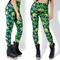 New leggings women ladies green leaf marijuana cannabis print pants 2014 hot selling  -in leggings from apparel & accessories on aliexpress.com