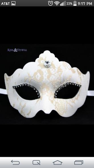 hair accessories mask masquerade ball mask