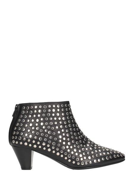 Marc Ellis black shoes