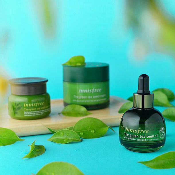 make-up innisfree skin care summer beauty cosmetics moisturizer organic beauty face care