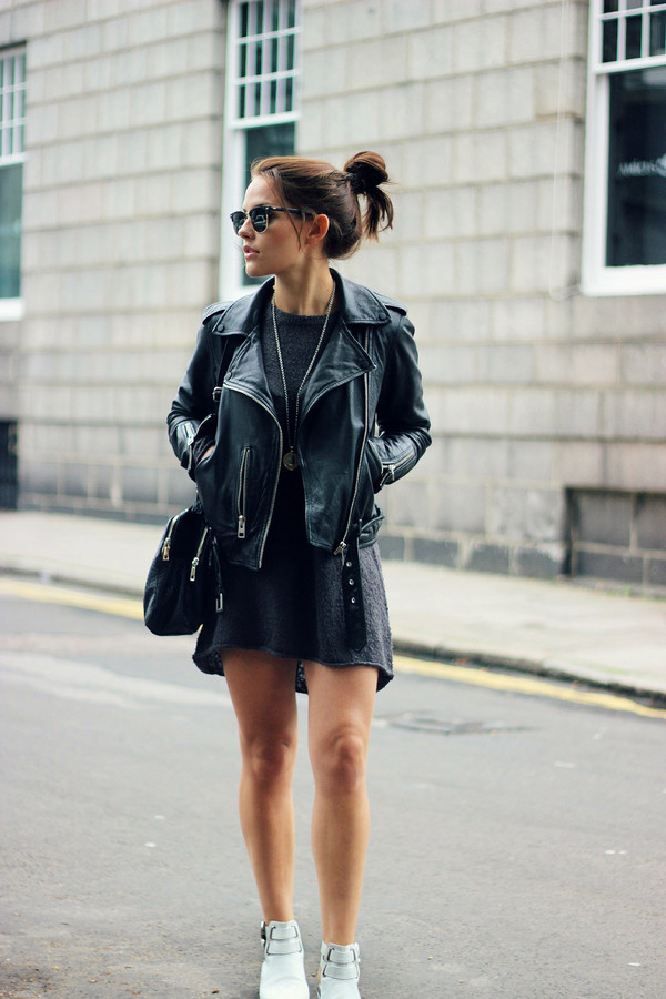 the little magpie blogger jacket