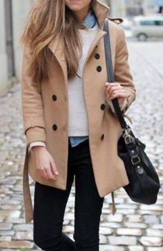 coat style tank top tan lovely pepa