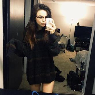 comfy sweater sweatshirt acacia brinley sweater