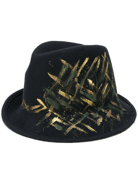 women hat black