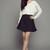 skirt | SMOOCH THE LABEL