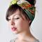Keiko lynn: head scarf tutorial