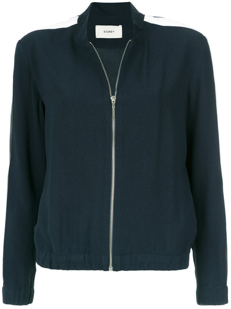 EGREY jacket women blue